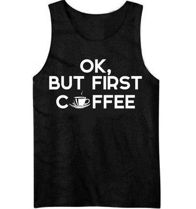 But, Coffee First