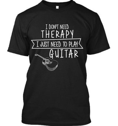 No Therapy Only Guitar