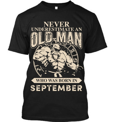 Old Man Birthday July-Dec