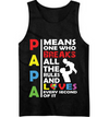 PAPA BREAKS AND LOVES