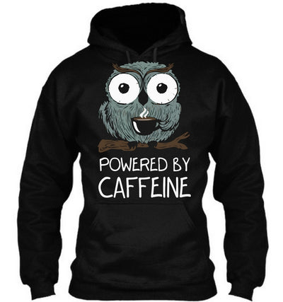 Powered By Caffeine