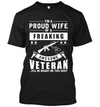 Proud Wife of  Awesome Veteran