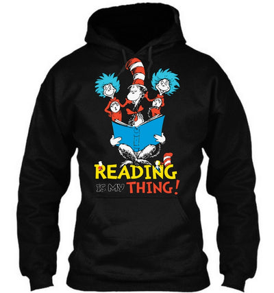 Reading thing | Dr Seuss