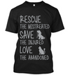 Rescue. Save. Love.