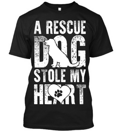 Rescue Dog Stole My Heart New