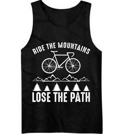 Ride The Mountains, Lose The Path