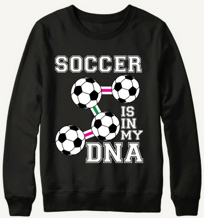 Soccer is in My DNA