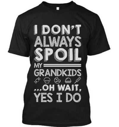 Spoil My Grand kids