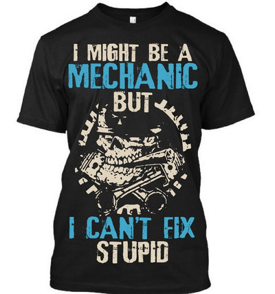 Stupid Can't be Fixed