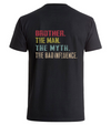 The bad influence- Brother - Backprint