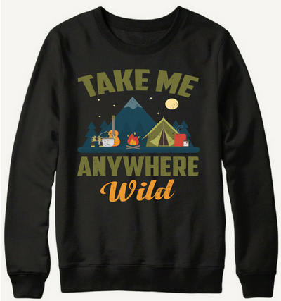 Take Me Anywhere Wild