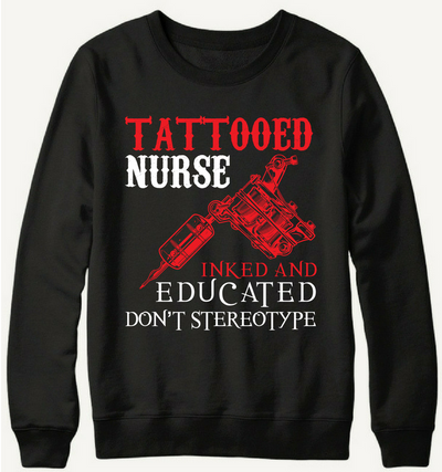 Tattooed Nurse