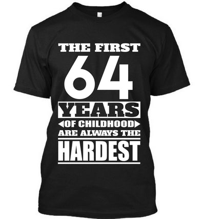 The First 64 Years