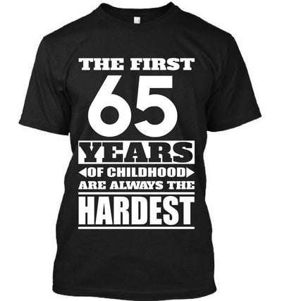 The First 65 Years