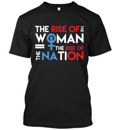 The Rise Of The Woman