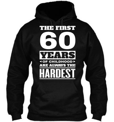The First 60 Years