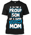 Proud Son - Backprint