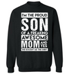 Son Of Freaking Awesome MOM