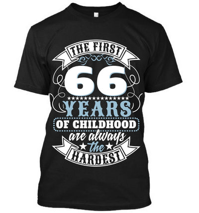 The First 66 Years