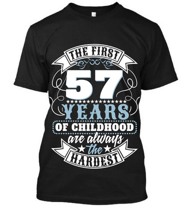 The First 57 Years
