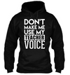 Use My Teacher Voice