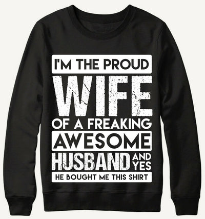 Wife Of Freaking Awesome Husband