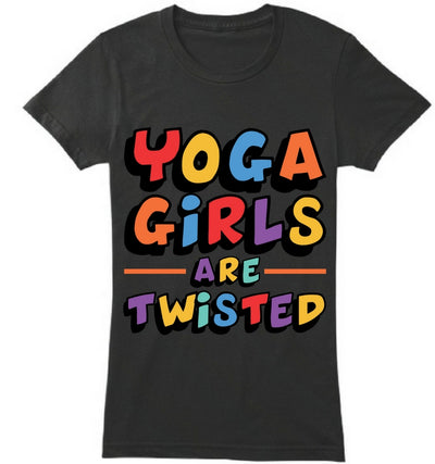 Twisted Yoga
