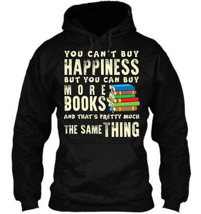 You Can Buy More Books