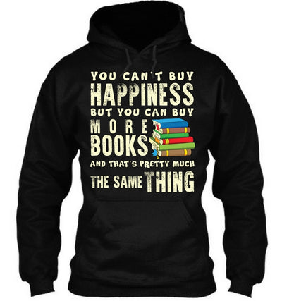 You Can Buy More Books Sweater