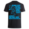 Football Player - Backprint