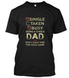 Being a single dad