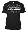 I'm an Engineer
