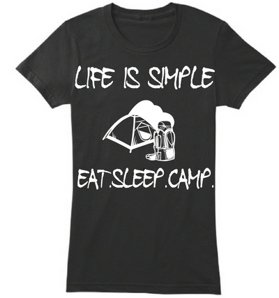 Eat Sleep Camp