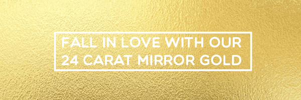 [VIDEO] Our 24 Carat Mirror Gold Ink WILL Turn Heads