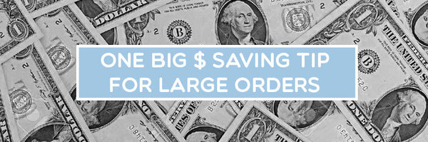 [VIDEO] One BIG $ Saving Tip our Biggest Customers are doing