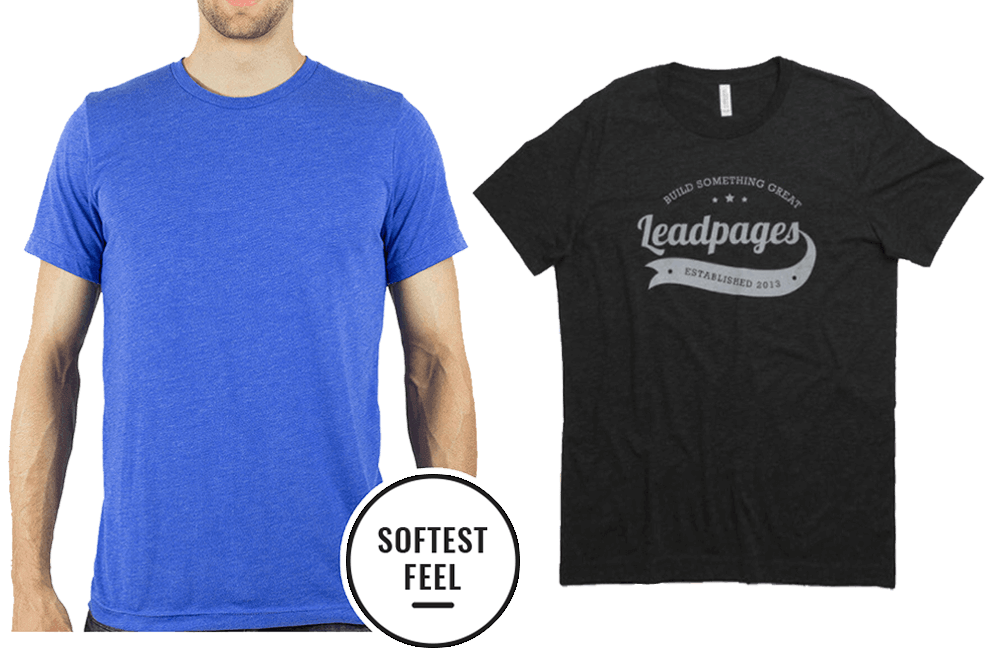 39e8896ee1c Soft Custom T-Shirts! Helping Your Brand Look Amazing - Free Shipping!