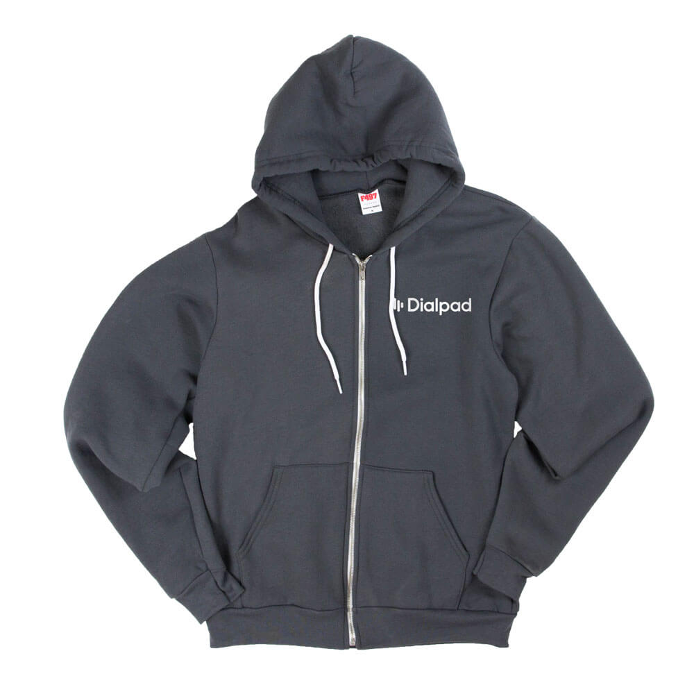American Apparel F497 Hooded Sweatshirt