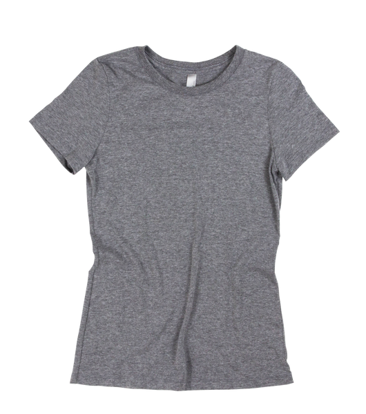 Order custom next level ladies 50 25 25 t shirts with free for Custom t shirt next day delivery