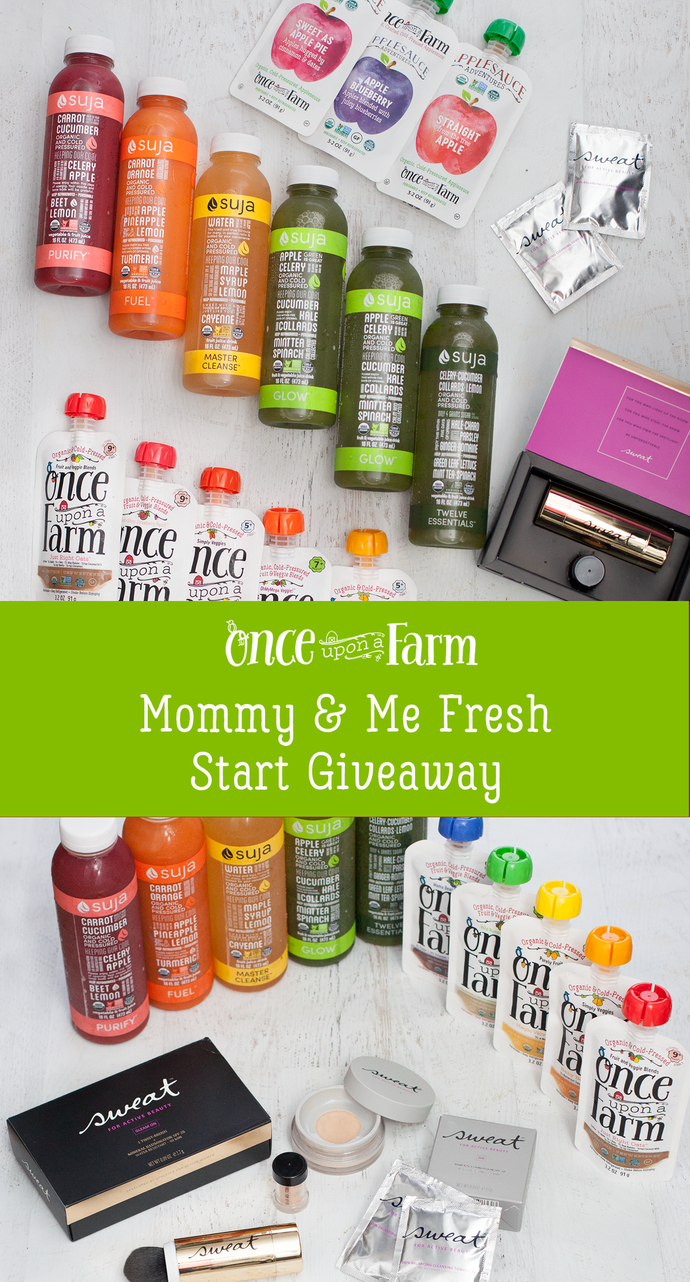 Mommy & Me Fresh Start Giveaway