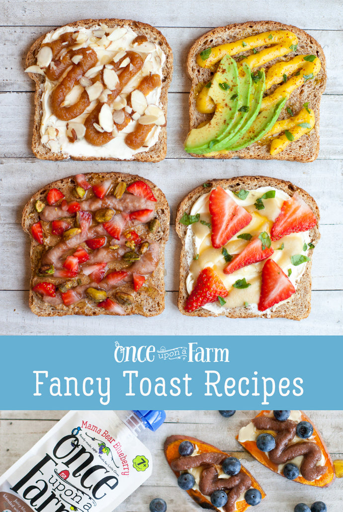 Fancy Toast Recipes