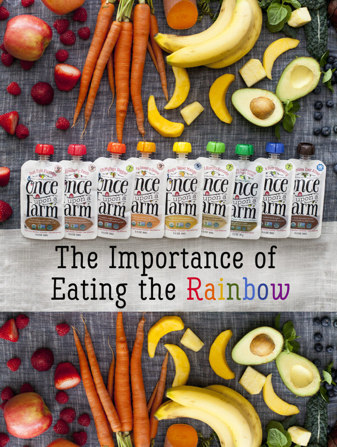 Eat a Rainbow of Nutritious Foods