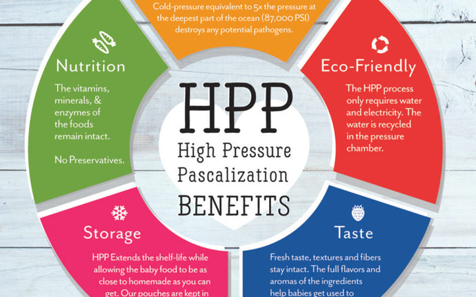 Why Does HPP Baby Food Taste as Fresh as Homemade?