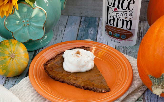 Organic Breakfast Pumpkin Pie