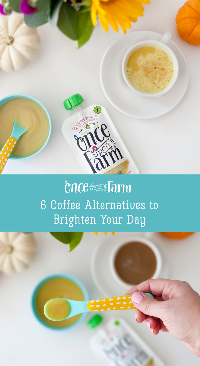 6 Coffee Alternatives to Brighten Your Day