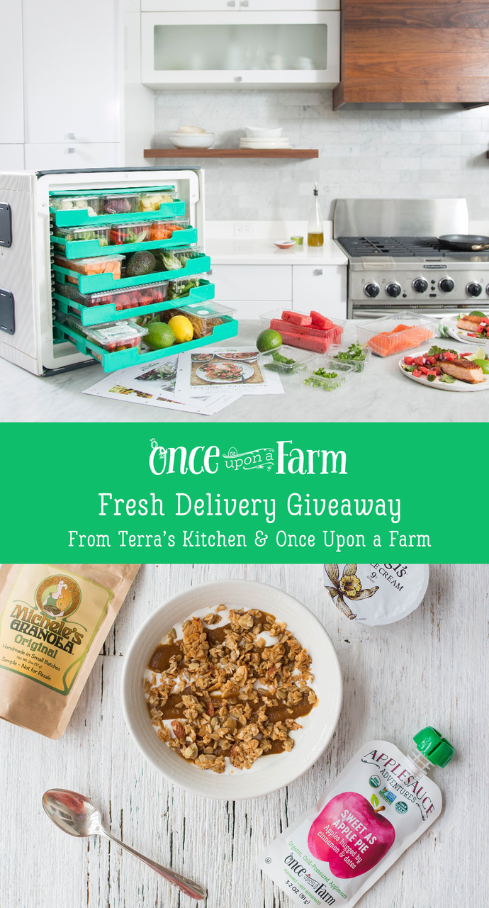 Terra's Kitchen Giveaway!