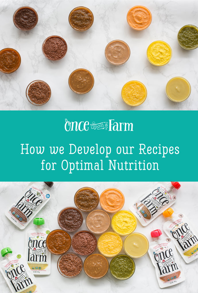 How we Develop our Recipes for Optimal Nutrition