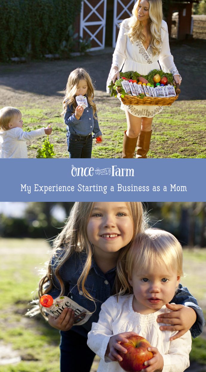 My Experience Starting a Business as a Mom
