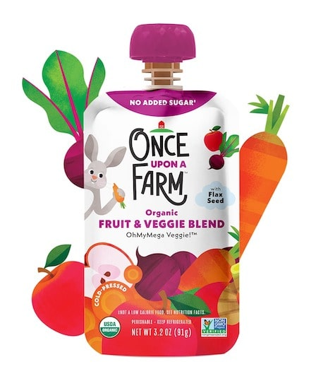 Fruit & Veggie Blends