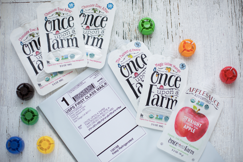 organic baby food pouches delivered to your door