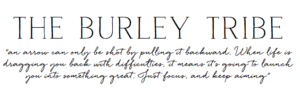 Once Upon a Farm is featured on The Burley Tribe Blog